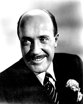 Actor Fred Clark