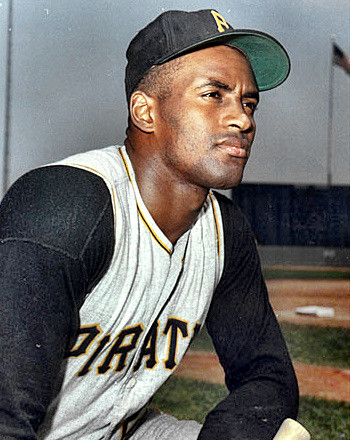 Baseball Great Roberto Clemente