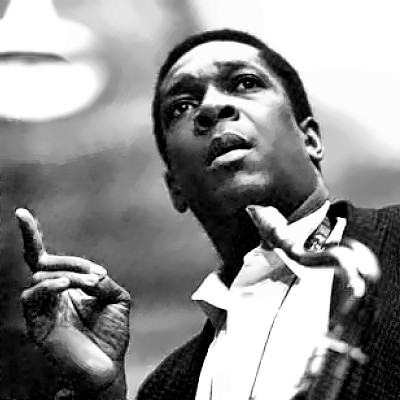 Jazz Great John Coltrane