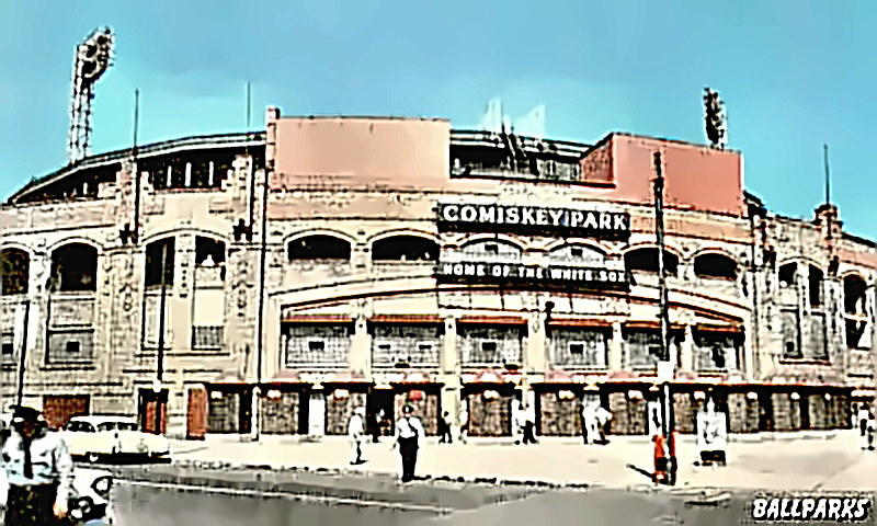 Comiskey Park - Home of the White Sox