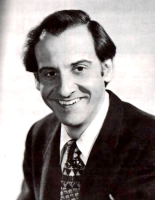 Actor Hans Conried