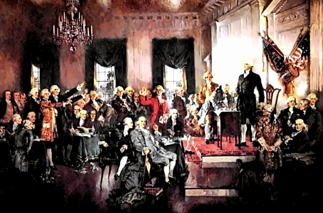 Our Constitutional Convention