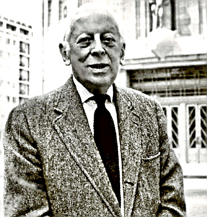 Writer Alistair Cooke