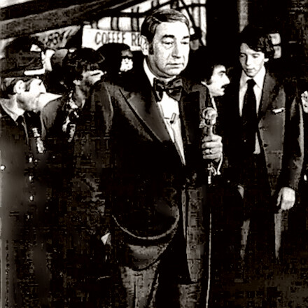 TV Personality Howard Cosell