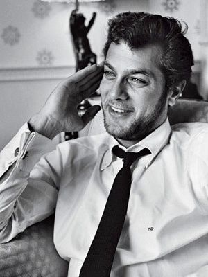 Actor Tony Curtis
