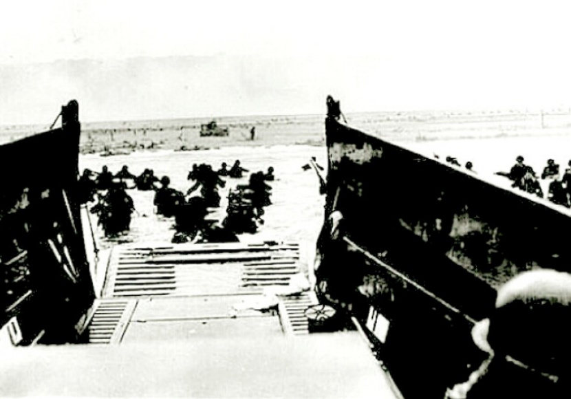 D-day Before