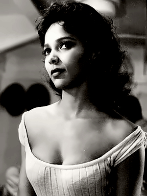Actress Dorothy Dandridge