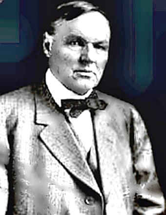 Lawyer Clarence Darrow