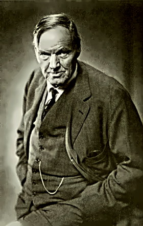 Trial Lawyer Clarence Darrow