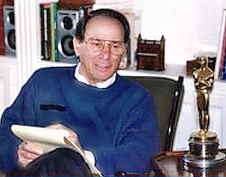 Songwriter Hal David