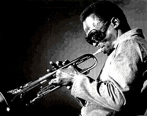 Jazz Great Miles Davis