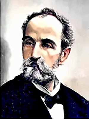 Patriot Eugenio De Hostos