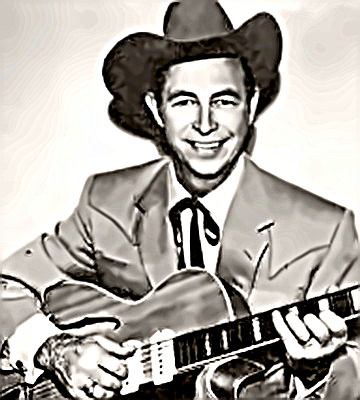 Country Singer Eddie Dean