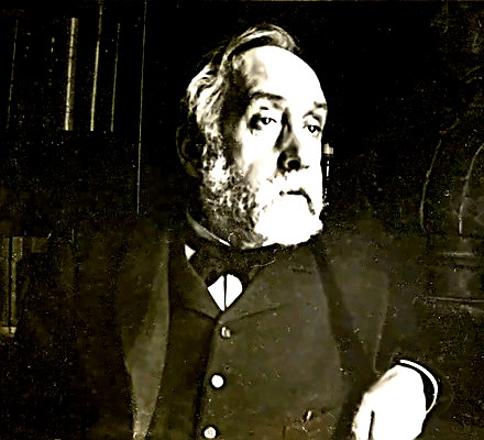 Artist Edgar Degas Self Portrait photo