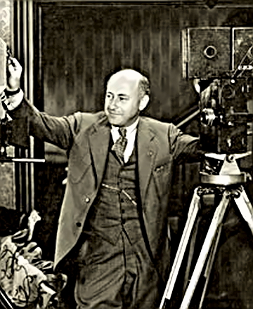 Producer Cecil B. deMille