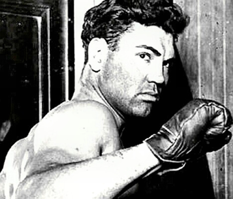 Fighter Jack Dempsey