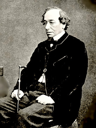 Prime Minister of Great Britain Benjamin Disraeli