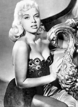 Actress Dianna Dors