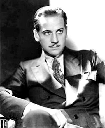 Actor Melvyn Douglas