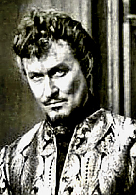 Actor Robert Douglas