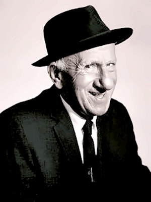 Actor Jimmy Durante