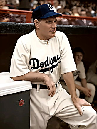 Hall of Fame Manager Leo Durocher