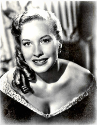 Actress Penny Edwards
