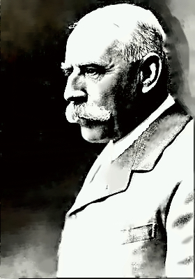 Composer Edward Elgar
