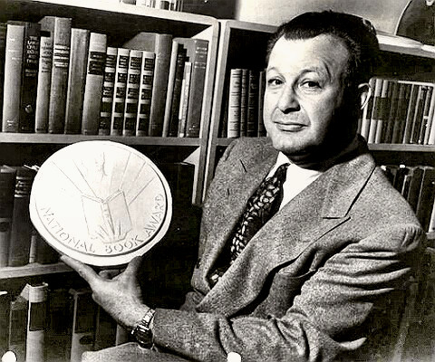 Writer Clifton Fadiman