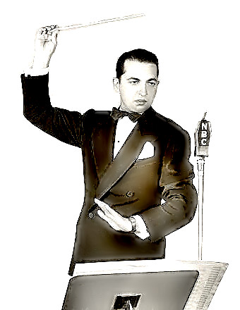 Orchestra Leader Percy Faith