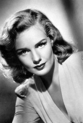 Actress Frances Farmer