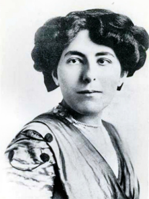 Writer Edna Ferber young