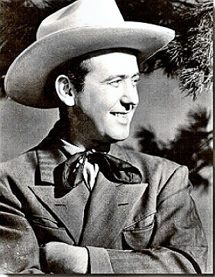 Country Singer Red Foley