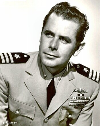 Commander Glenn Ford, USN