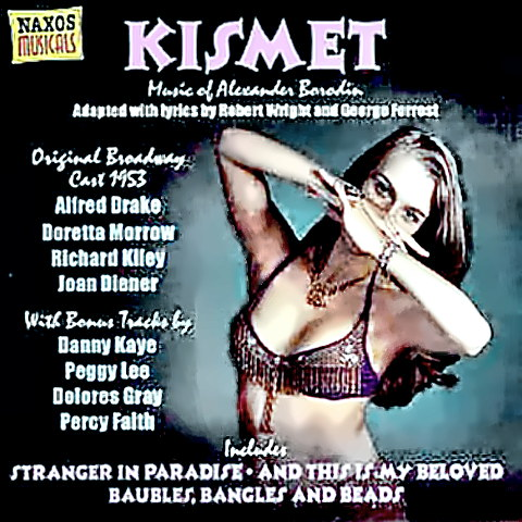 Kismet by George Forrest