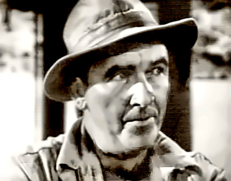 Actor Preston Foster