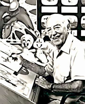 Award-winning Animator Fritz Freleng