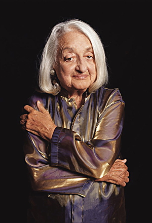 Activist Betty Friedan