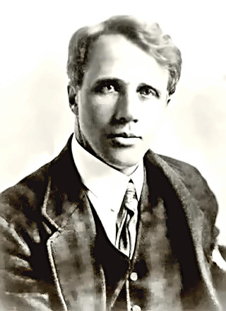 A Young Robert Frost