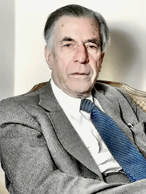 Ambassador John Kenneth Galbraith