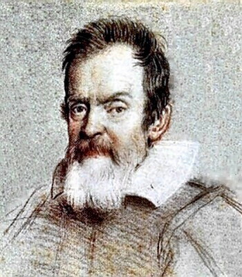 Astronomer Galileo