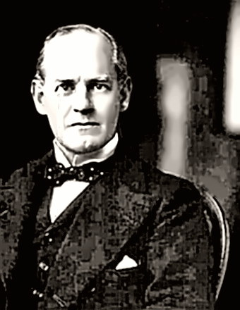 Author & Playwright John Galsworthy