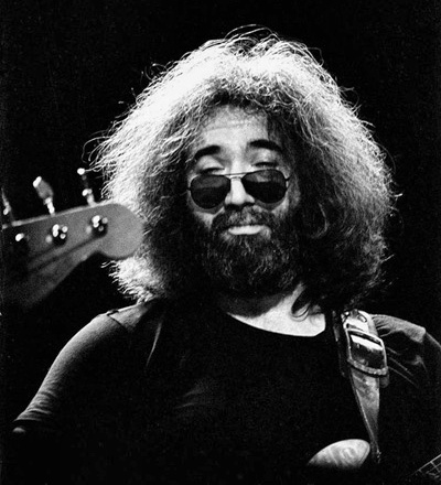 Grateful Dead Guitarist Jerry Garcia