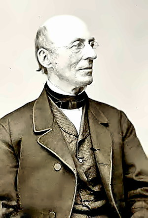 Abolitionist & Journalist William Lloyd Garrison