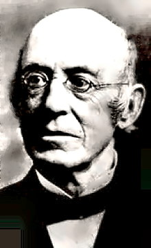 Poet William Lloyd Garrison