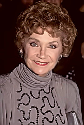 Actress Estelle Getty