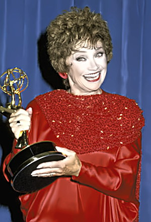 Emmy-winning Actress Estelle Getty