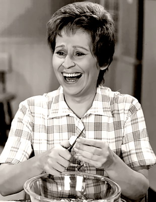 Actress Alice Ghostley