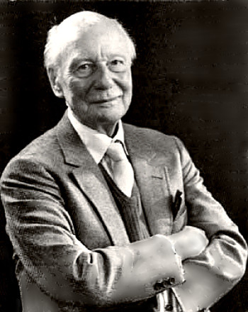 Actor Sir (Arthur) John Gielgud