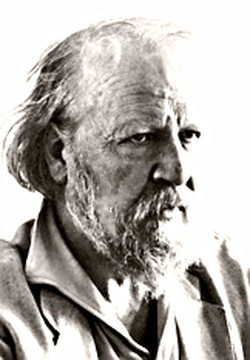 Writer William Golding